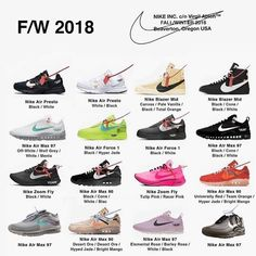 free shipping cfa38 5c028 Well it looks like Off White and Nike are going to have another big season  with all these rumoured to release before the end of the year.