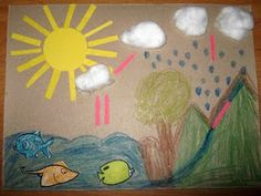 Lifetime Learning At Home: Preschool Curriculum. Week 19 . Weather.