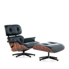 Fauteuil Et Repose Pieds LOUNGE MERI (Chaises Icon Design)   Eames Lounge  Chair