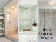 Art Decoration and Crafting My master bathroom renovation