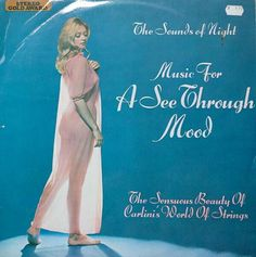 The Sounds Of Night: Music For A see Through Mood - Carlini's World Of Strings LP