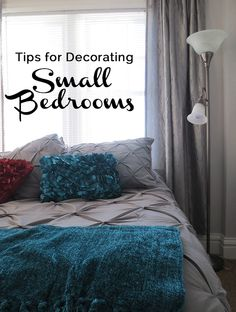 Tips for Decorating Small Bedrooms