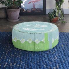 Simplicity: Design a loveable meditation cushion for yogis by shradz