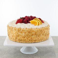 BLOOD ORANGE RICOTTA | Extraordinary Desserts