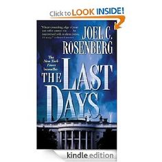 WORTH READING!  Oh my gosh!!!  I couldn't put this book down.  My eyes were as big as saucers almost the whole book.  Joel Rosenberg knows his Middle Eastern stuff!  It doesn't matter what your political standing is... it is a MUST read!!