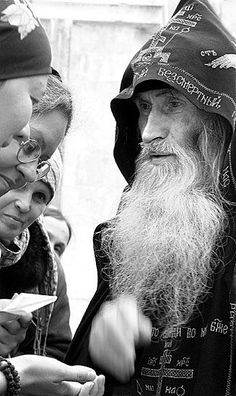 Orthodox Schema Monk