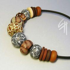 Safari necklace by E.H.design