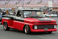 """1966 Chevy pickup
