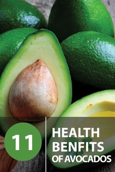 EVERYONE should be eating avocados - Are you adding #avocados to your #diet? Click the image to see what these benefits are.