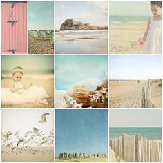 beach montage- no a fan of the editing but love the images