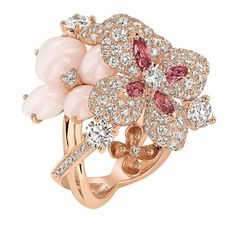 Rosamaria G Frangini | High Pink Jewellery | Chaumet jewelry
