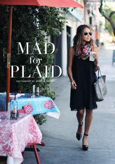 Mad for Plaid. - Sincerely Jules