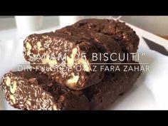 "|Retete 60""| ""Salam de biscuiti"" din fulgi de ovaz - YouTube What A Beautiful Day, A Perfect Day, Youtube, Desserts, Food, Diet, Tailgate Desserts, Deserts, Essen"
