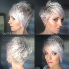 blonde short hair styles instagram post by arizona hairstylist 5805 | 2abd03c5d7aa929046a5805ee122d208 hair cuts hair styles