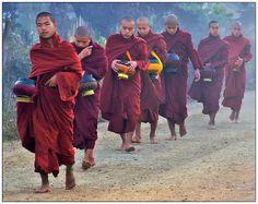 Visit some monks