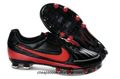 info for 62d4d ac6ad Nike Tiempo Legend V FG Soccer Cleats 2013 Black Red Cheap Soccer Shoes,  Adidas Soccer