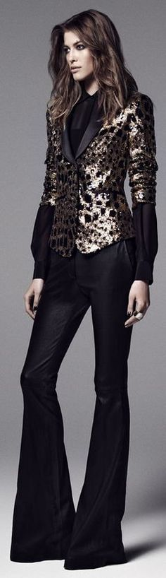 Rachel Zoe Pre-Fall 2013. this blazer~~