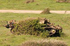 Bir zamanların savaş makineleri doğanın esiri olursa | Gaia Dergi