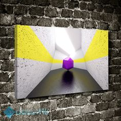 Geometrik Boyut Tablo #geometrik_tablolar #geometrik_kanvas_tablolar