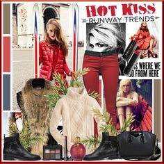 """HOT KISS Winter Fashions"" by fashiontake-out on Polyvore"