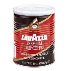 "Best Reviews Lavazza Italian ""Premium Drip"" Ground Coffee (6 x 10.0 oz cans) for Best Buy.    Read More Reviews Click On Link: http://www.amazon.com/gp/product/B000BKCKSO/?tag=hdtv0a1-20"