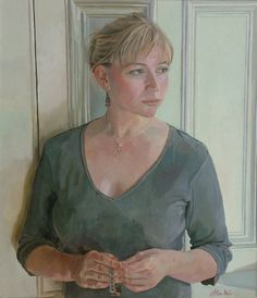 Life Drawing, Painting & Drawing, Portrait Art, Portrait Paintings, Abs Women, English Artists, National Portrait Gallery, Artist At Work, Love Art