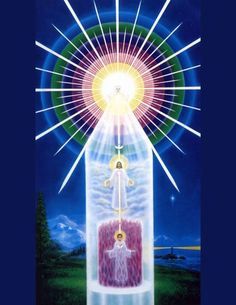 Bible guide for the New Age based primarily on the Teachings of the Ascended Masters including Jesus and Saint Germain as well as other sources. Tantra, Elizabeth Clare Prophet, Spiritual Stories, Spiritual Prayers, Spiritual Awakening, Jesus Christus, Ascended Masters, Mystique, Visionary Art