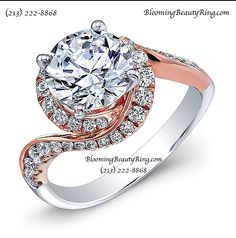 Absolutely Stunning! http://www.BloomingBeautyRing.com (213) 222-8868 #BeautifulRings
