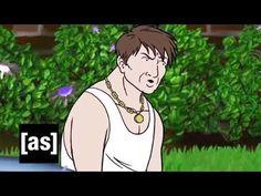 ★ Aqua Teen Hunger Force ★ Carl's Not Himself