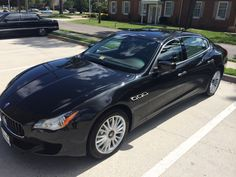 2014 Quattroporte S Q4 In Silk Black