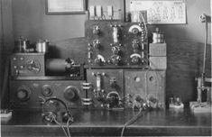 Vintage Ham Radio Stations