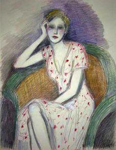 Jean-Pierre Cassigneul - Drawings
