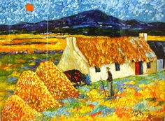 Donegal Thatch