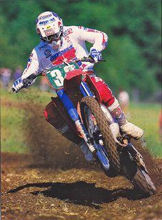 Johnny O'Mara 1985 Unadilla USGP by Tony Blazier, via Flickr