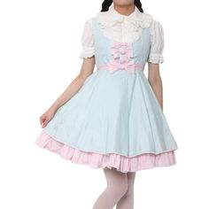 http://www.wunderwelt.jp/products/detail2279.html ☆ ·.. · ° ☆ ·.. · ° ☆ ·.. · ° ☆ ·.. · ° ☆ ·.. · ° ☆ Light blue × pink dress Angelic pretty ☆ ·.. · ° ☆ How to order ☆ ·.. · ° ☆ http://www.wunderwelt.jp/blog/5022 ☆ ·.. · ☆ Japanese Vintage Lolita clothing shop Wunderwelt ☆ ·.. · ☆ #angelicpretty #lolitafashion