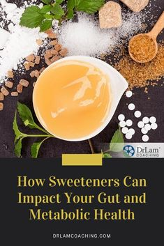 If you suffer from any type of digestive problem, eating the wrong type of sweetener might make it worse. That's why you need to know what's in your food and which types of sweeteners are likely to result in negative consequences, so you can avoid them and choose options that work better for your system. #recipes #healthyrecipes #naturalhealth #weightlosstips