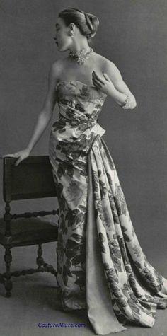 Elsa Schiaparelli 1956