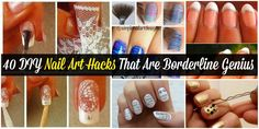 These days, merely painting your nails red isn't really enough anymore; there are some brilliantly artistic and creative designs out there to transform your nail painting into real nail art. Of course, it doesn't have to be quite as complicated as it may seem; you don't really need to go out and...