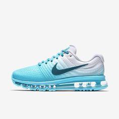 the best attitude 16808 9af72 Chaussures Femme AIR MAX 2017 Bleu polarisé Bleu légion Chaussure Nike Femme,  Chaussures Nike