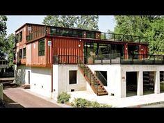 Build a Container Home Guide / Como Construir una Casa de Contenedores | Clasimex.com