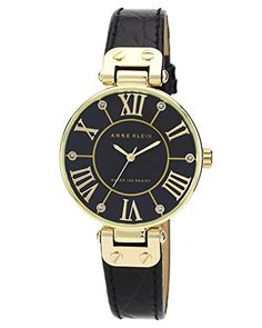 Moulin Womens Contemporary Black Strap Watch 1771068887 >>> To view further for this item, visit the image link.