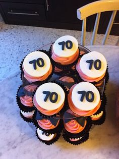 70th birthday ideas
