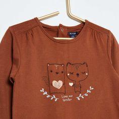Kids Patterns, Woodland, T Shirt, Coats, Orange, My Love, Sweatshirts, Pretty, Girls