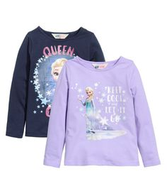 2-pack frozen tees, but not these exact ones.
