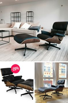 Charmant Eames Lounge Chair