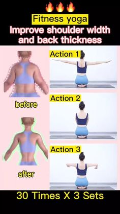 Full Body Gym Workout, Back Fat Workout, Fitness Workout For Women, Mini Workouts, Gym Workout Videos, Easy Workouts, 10 Minute Workout, Shoulder Workout, Workout For Beginners