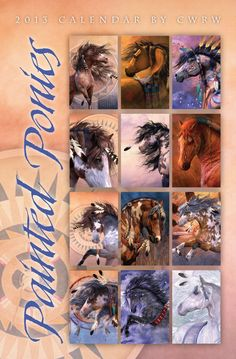Welcome to Cwrw.net! Equine and Wildlife Fine Art Prints, Posters & Notecards