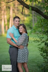 Allegany State Park Engagement Photography -  Salamanca, NY