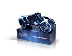 Tron Standee