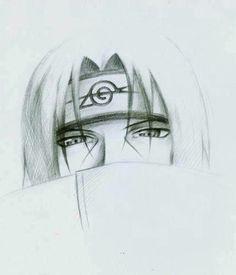Itachi is Beautiful Anime Naruto, Naruto Art, Otaku Anime, Manga Anime, Naruto Sketch, Naruto Drawings, Anime Sketch, Anime Drawings Sketches, Itachi Uchiha